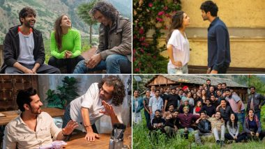 It's A Wrap for Sara Ali Khan and Kartik Aaryan Starrer Love Aaj Kal Sequel, Check Out Some Unseen Pictures from the Film's Shoot