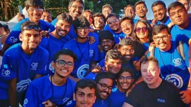 IIT Madras Students Win SpaceX CEO Elon Musk's Heart With HyperLoop Pod