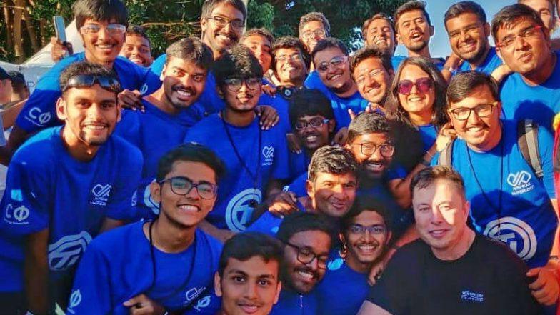 IIT Madras Students Win SpaceX CEO Elon Musk's Heart With HyperLoop Pod