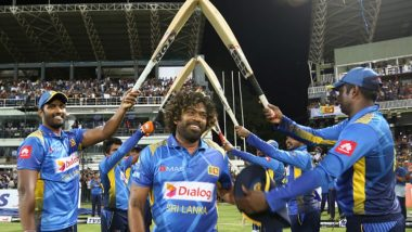 Lasith Malinga Retires From International Cricket After Sri Lanka vs Bangladesh, 1st ODI 2019, Overtakes Anil Kumble to Be 9th Highest Wicket-Taker (Watch Video)