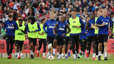 Manchester United vs Perth Glory Live Streaming Online: How to Get Pre-Season 2019 Friendly Football Match Live Telecast on TV & Free Score Updates in Indian Time?