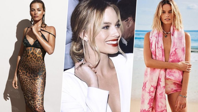 Thirstday Treat! This Week's Special: Hot Pics of Margot Robbie to Bless Your Day