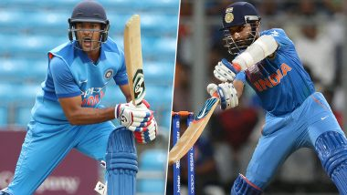 Twitterati Unimpressed by Mayank Agarwal's Selection Over Ajinkya Rahane in the Indian Squad for ICC CWC 2019