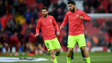 Lionel Messi and Luis Suarez's Cars Checked at Barcelona Airport Following False Bomb Threat: Reports