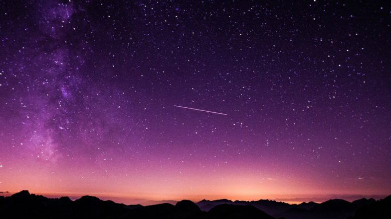 Aquariids peak on Monday starts month of meteor showers