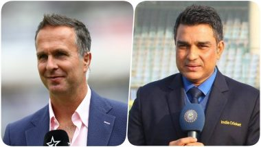 Michael Vaughan Trolls Sanjay Manjrekar for Picking up Sanjay Manjrekar in Playing 11 For Semi-Finals of CWC 2019