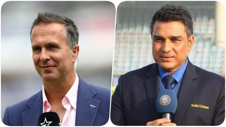 Sanjay Manjrekar and Michael Vaughan's Twitter War Over Ravindra Jadeja Gets Uglier; England Player Launches Fresh Attacks on Former Indian Cricketer