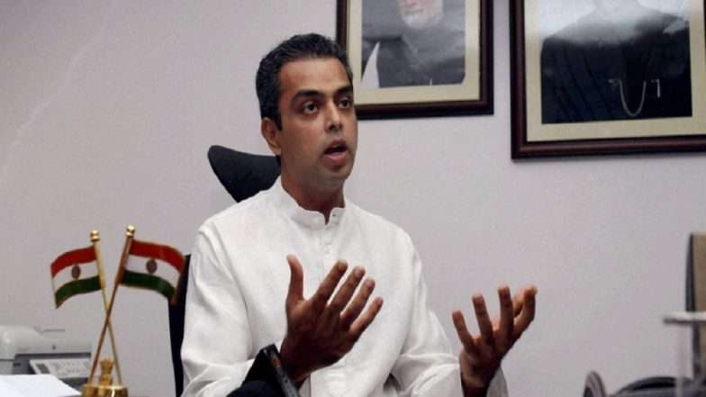 Congress Meltdown Continues: Milind Deora Quits as Mumbai Unit Chief Months Before Maharashtra Assembly Elections 2019