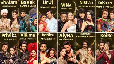 Nach Baliye 9 Contestants List: Take a Look At The Final 12 Jodis Of Salman Khan's Dance Reality Show!