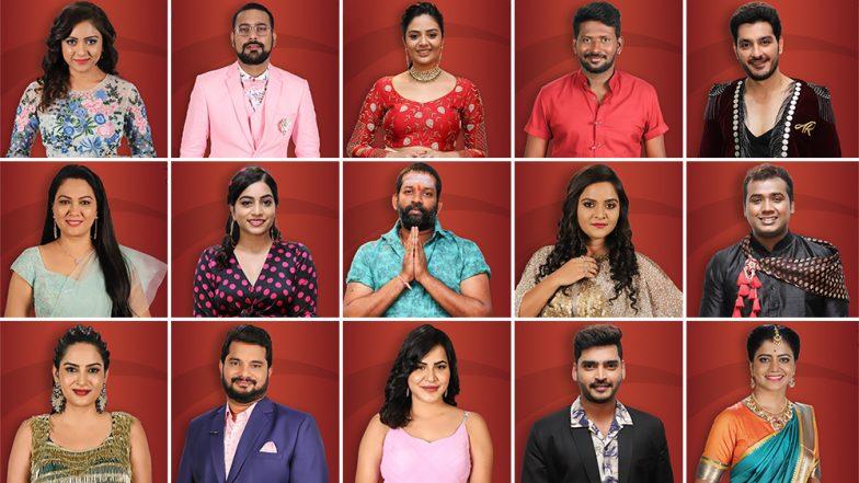 Bigg Boss Telugu 3: Take a Look At The Final 15 Contestants