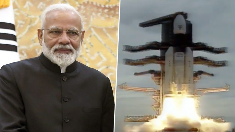 ISRO With mygov.com Starts Online Quiz for Top Scorers, Winners to Watch Chandrayaan-2 Landing on September 7 With PM Narendra Modi