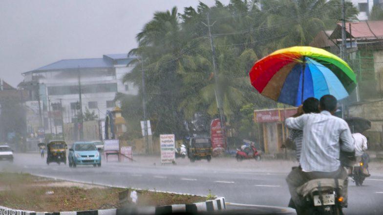 Monsoon 2019 Update: IMD Issues Heavy Rainfall Warning For Marathwada and Vidarbha Regions in Maharashtra