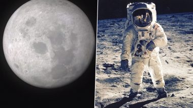 Moon Landing 50th Anniversary: Experience How Astronauts First Landed on The Lunar Surface With These Videos (Watch Live Streaming)