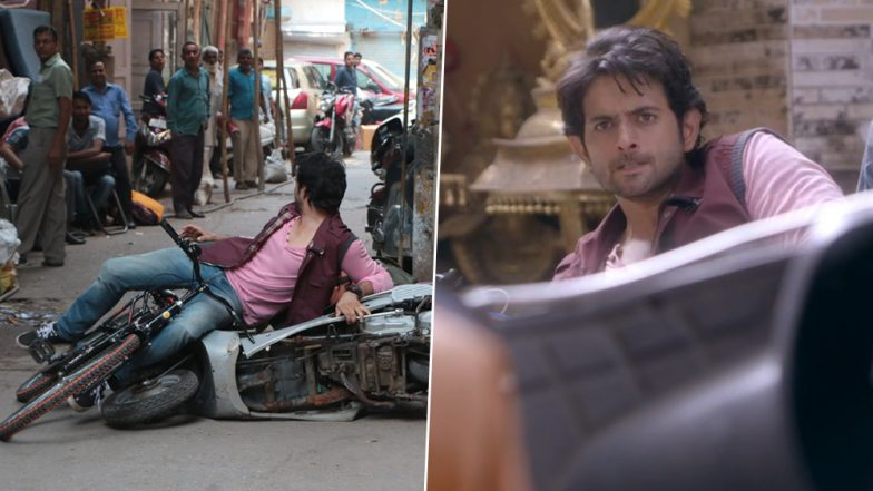 Ishaaron Ishaaron Mein: Lead Mudit Nayar Meets With A Real Accident While Shooting For A Reel One