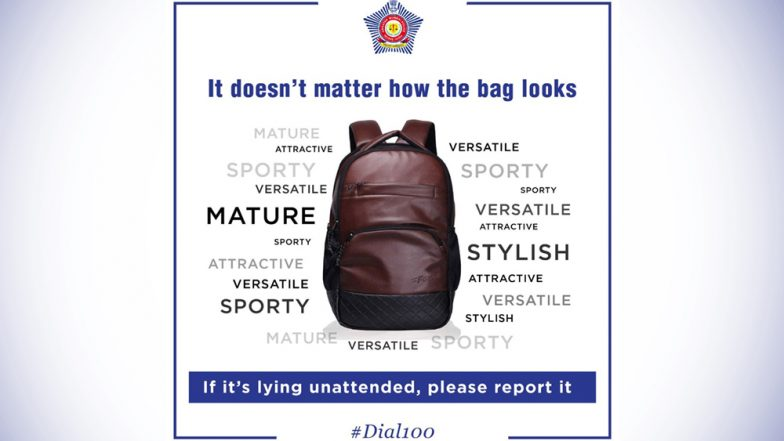 Mature Bag Memes Are Going Viral But Mumbai Police Has This To Say!