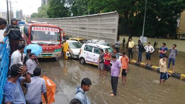 Mumbai Rains Trains Services Resume, People Off to Work but Heavy Showers Predicted on July 3