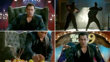 Salman Khan's Nach Baliye 9 Promo OUT! The Actor Clarifies He Is Not Judging the Dance Reality Show (Watch Video)