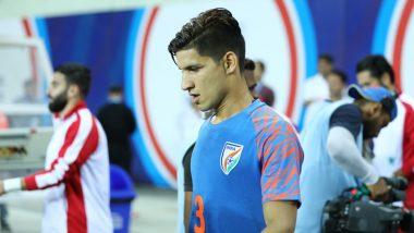 Narender Gahlot Becomes Second Youngest Goalscorer for India