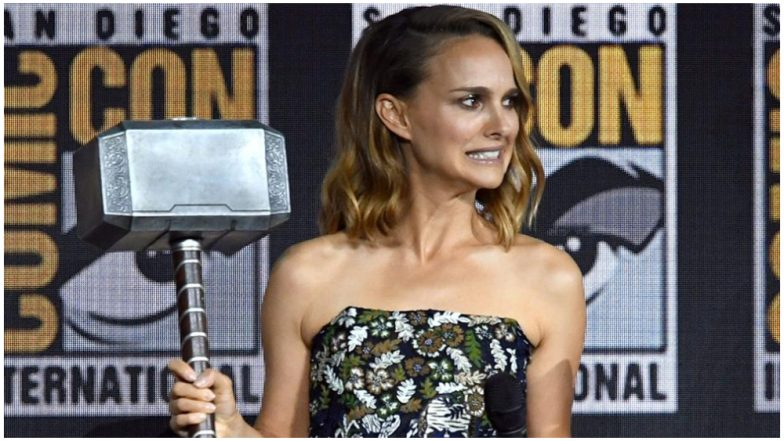 Fans React to Natalie Portman Playing Female Thor in Thor: Love and Thunder and Not Everyone Is on Board with It