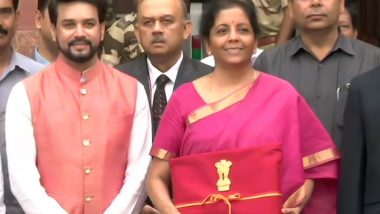 'Bahi Khata' or Briefcase: What Will Finance Minister Nirmala Sitharaman Carry for Union Budget 2020-21 Presentation on February 1?