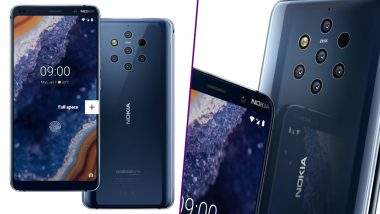 Nokia 9 PureView Launched in India: Price, And Penta-Lens Camera Specifications