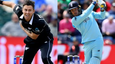 NZ vs ENG, ICC Cricket World Cup 2019 Final: Trent Boult vs Jason Roy and Other Exciting Mini Battles to Watch Out for at Lord's Cricket Ground