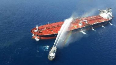 Iran Seizes 2 UK Oil Tankers in Strait of Hormuz, Claims US Official