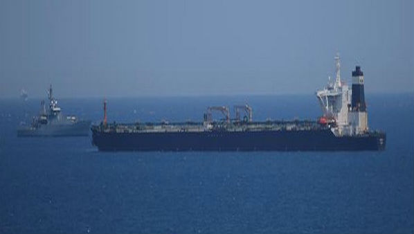 Iran Releases 7 Indian Crew Members From Seized British Tanker 'Stena Impero'