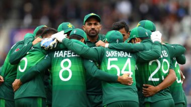 Pakistan Semi-Final Chances: Here's How PAK Can Qualify for CWC 2019 Semis and Beat New Zealand on Net Run Rate, Check Scenarios