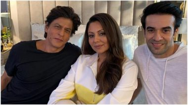 Power Couple Shah Rukh Khan and Gauri Khan Collaborates with Director Punit Malhotra, and the Reason Is Intriguing!