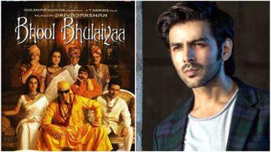 Kartik Aaryan Bags Another Project, Will Star in the Sequel of Akshay Kumar's Bhool Bhulaiyaa?