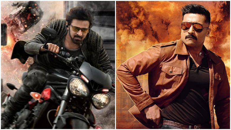Saaho vs Kaappaan: Prabhas' or Suriya's Film – Which Will Be a Box Office Hit? VOTE NOW