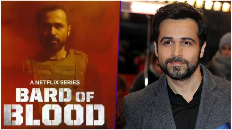 Bard Of Blood Motion Poster: Netflix Releases First Look of Emraan Hashmi, Series to Stream from This Date