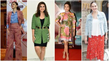 Parineeti Chopra, Taapsee Pannu, Swara Bhasker Fail the Fashion Test This Week - View Pics