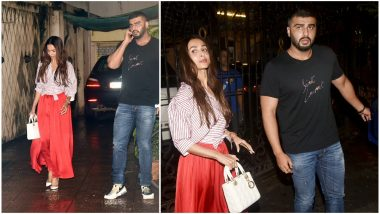 Malaika Arora and Arjun Kapoor's Meeting with Her Family Will Further Ignite Their Wedding Rumours - View Pics