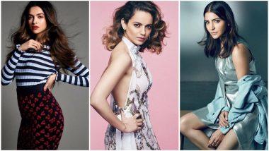 Kangana Ranaut Says her Contemporaries Like Deepika Padukone and Anushka Sharma are Stars and Not Actors