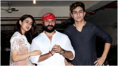 Is Ibrahim Set to Make His Bollywood Debut? Dad Saif Ali Khan Answers
