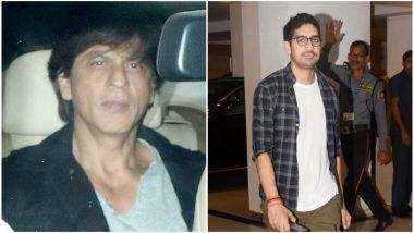 Shah Rukh Khan, Brahmastra Director Ayan Mukerji and Others Attend Karan Johar's House Party! View Pics