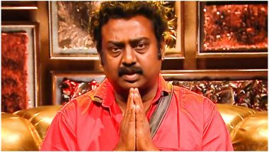 Bigg Boss Tamil 3 Contestant Saravanan Apologises for Crass