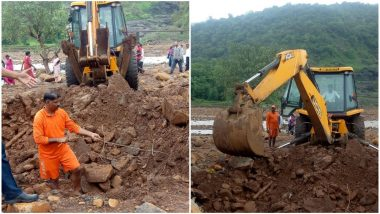 Tiware Dam Breach in Ratnagiri: 19 Bodies Recovered, Crabs Caused Leakage in Dam, Says Minister