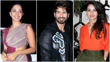 Kabir Singh: Kiara Advani, Shahid Kapoor, Nikita Dutta Arrive in Style to Celebrate Film's Phenomenal Success! View Pics