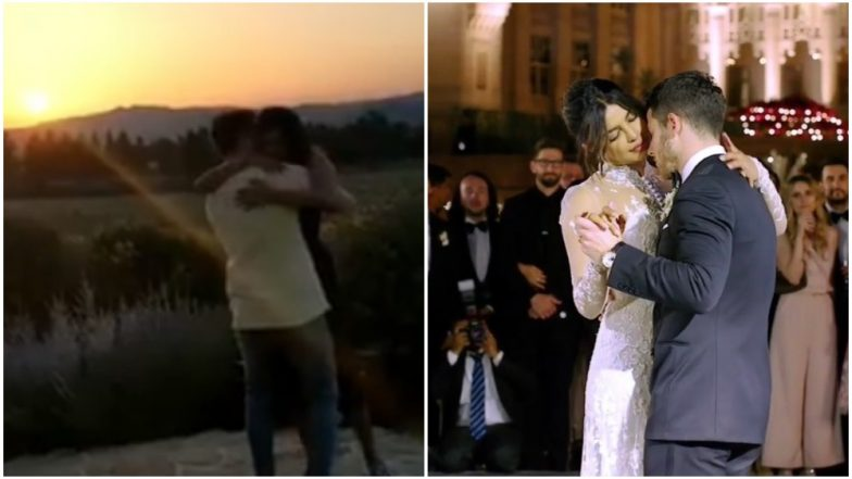 This Video of Nick Jonas and Priyanka Chopra Jonas from Tuscany Vacation Reminds Us of Their First Dance as Husband and Wife