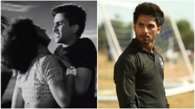 Not Shahid Kapoor, Raj Kapoor Was the First Kabir Singh of Bollywood? Twitterati Share Clips of Old Movies That Depict How Lovers 'Slap and Make Up'!