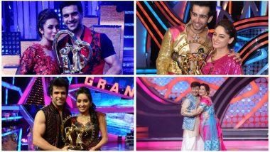 Nach Baliye 9: From Supriya-Sachin Pilgaonkar to Divyanka Tripathi-Vivek Dahiya, Here's a Look at the Past Winners and Their Current 'Couple' Status