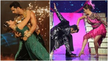 Nach Baliye 9 Highlights: From Anuj Sachdeva Kissing Urvashi Dholakia on Her Forehead to Anita Hassanandani Slipping During Her Act, Here's All That Happened in Salman Khan's Dance Show