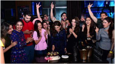 Nach Baliye 9: Madhurima Tuli, Vishal Singh, Raveena Tandon, Karan V Grover, Rochelle Rao, Yuvika Chaudhary and Others Party Hard at Success Bash (View Inside Pics)