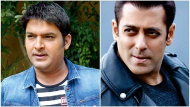 The Kapil Sharma Show: Producer Salman Khan Warns the Comedian to Stay Out of Controversies?