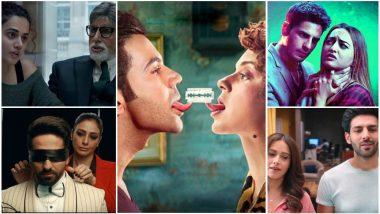 Judgementall Hai Kya: Before Kangana Ranaut-Rajkummar Rao Starrer, 10 Memorable Movies With Flawed Male and Female Leads Who Manipulate Each Other!