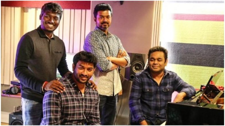 Bigil: Thalapathy Vijay CONFIRMED to Sing for AR Rahman for the First Time – Read Tweets