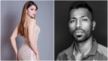 Urvashi Rautela Upset with Rumours of Link-Up with Hardik Pandya, Actress Says She Has a Family to Answer To